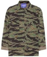 MiH Jeans Camoflauge cotton shirt