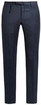 Incotex Slim-leg Flannel-wool Trousers