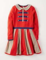 Boden Sparkly Knitted Skater Dress