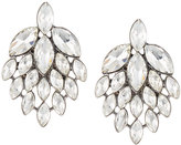 Lydell NYC Marquise Crystal Cluster Earrings