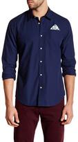 Scotch & Soda Long Sleeve Button Up Shirt