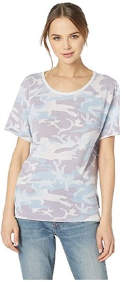 Free People Army Tee (Pearl) Women's T Shirt
