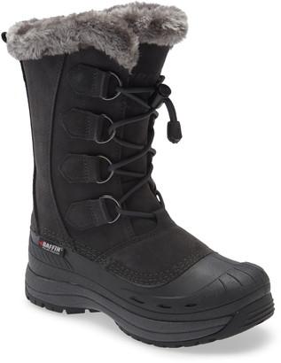 Baffin Chloe Waterproof Winter Boot with Faux Fur Trim