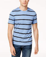 INC International Concepts Men's Striped T-Shirt, Created for Macy's