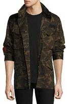 Ovadia & Sons M65 Hooded Camo Jacket