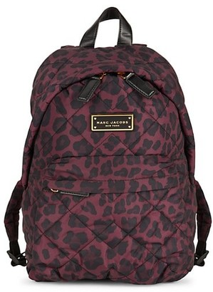 Marc Jacobs Box-Quilt Backpack