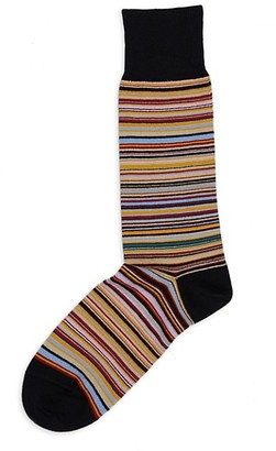 Paul Smith Multi-Striped Socks