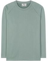 Acne Studios Cassie Cotton-blend Sweatshirt