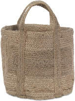 Nkuku Braided Hemp Basket - Natural - Small