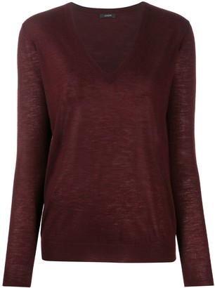 Joseph Knitted Cashmere Top