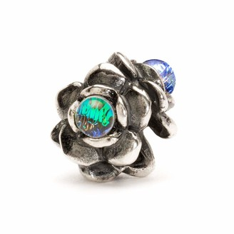 Trollbeads Silver 925 Bead Three Flowers