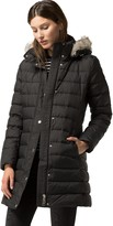 Tommy Hilfiger Long Tailored Down Jacket