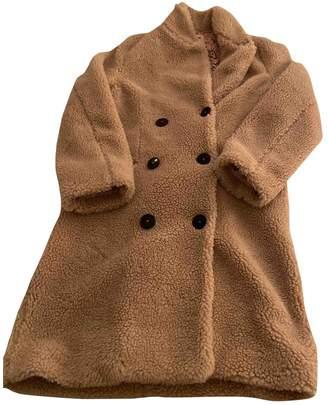 Zadig & Voltaire Beige Cotton Coat for Women