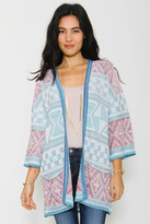 Goddis Aubrey Kimono In South Shore