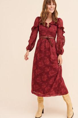 Steele Sahara Midi Dress
