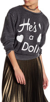 Wildfox Couture He's A Doll Sweater