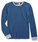 Boy's Tucker + Tate 'Ringer' Long-Sleeve Sleep T-Shirt