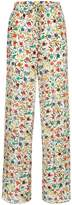 RED Valentino spotted print palazzo pants