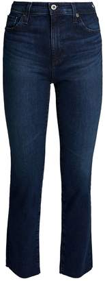 AG Jeans Mari Straight Ankle Jeans