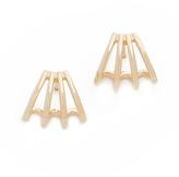 Ef Collection Multi Huggie Earrings