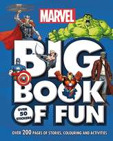 Marvel Big Book of Fun