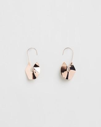 Peter Lang Agnes Earrings - Evergreen Basics