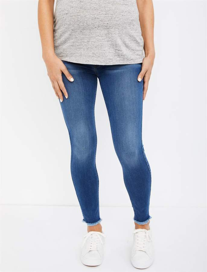 6711e794784fb 7 For All Mankind Maternity - ShopStyle