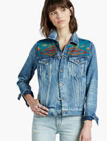 Lucky Brand The Pendleton Trucker Jacket
