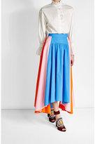 Peter Pilotto Cotton Maxi Skirt