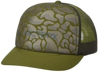 Arc'teryx Climb Trucker Hat (Bushwhack) Caps