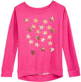 Epic Threads Hero Kids by Sequin and Glitter Stars Sweatshirt, Big Girls (7-16), Created for Macy's