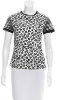 Ungaro Printed Short Sleeve Top