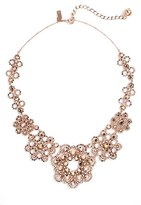 Kate Spade Women's 'Crystal Lace' Collar Necklace
