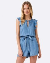Forever New Jac Frill Playsuit