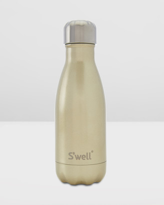 Swell Water Bottles - Insulated Bottle Glitter Collection 260ml Sparkling Champagne - Size One Size at The Iconic