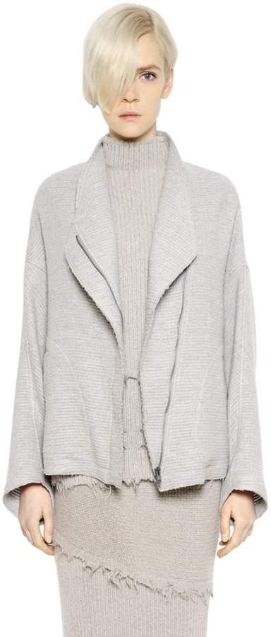 Damir Doma Viscose & Wool Blend Jacket