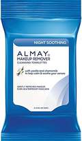 Almay Makeup Remover Cleansing Towelettes With Vanilla And Chamomille