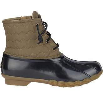 Sperry Top Sider Saltwater Chevron Quilt Nylon Boot - Women's