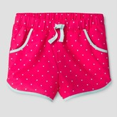 Cat & Jack Toddlers Girls' Fashion Shorts Bali Pink