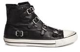 Ash 'Virgin' buckle leather sneakers