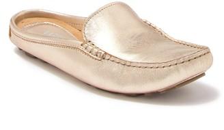 Eastland Monica Leather Slip On Loafer Mule