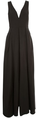 Twin-Set TwinSet Long Dress W/s V Neck