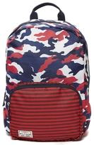 Tommy Hilfiger Final Sale- Camo Backpack