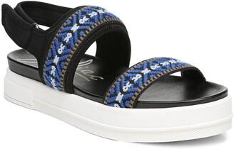 Zodiac Jada Platform Slingback Sandal