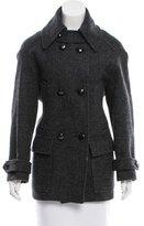 Etoile Isabel Marant Wool & Alpaca-Blend Coat
