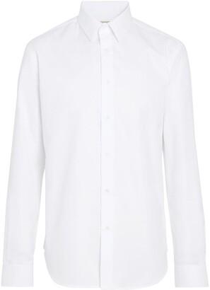 Burberry Modern Fit Cotton Shirt
