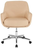 BEIGE Remerton Task Chair Zipcode Design Upholstery Color