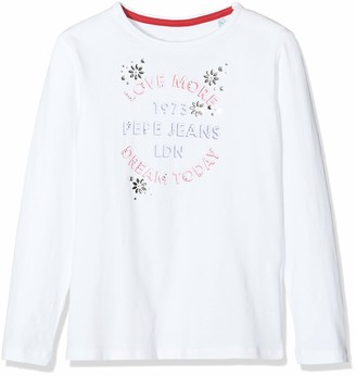 Pepe Jeans Girl's Madonna T-Shirt
