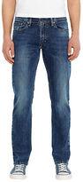 Levi's 514 Straight Fit Black Stone Jeans