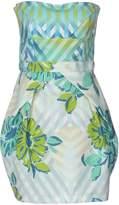Atos Lombardini Short dresses - Item 34694800